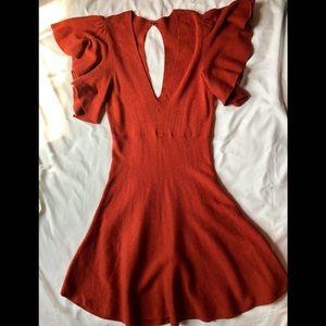 ❤️Free People Knit Dress